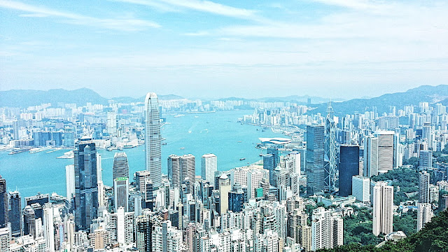 HONG KONG - WZGÓRZE WIKTORII