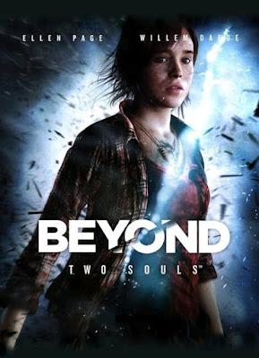 Capa do Beyond: Two Souls