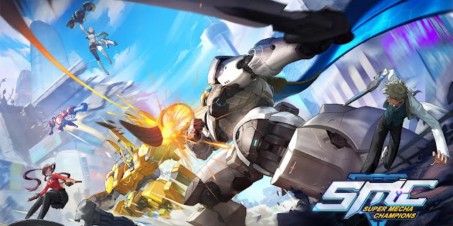 Super Mecha Champions - US and JP/KR Servers Launched Today