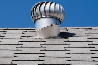Mengenal Fungsi Turbin Ventilator Pada Atap Bangunan