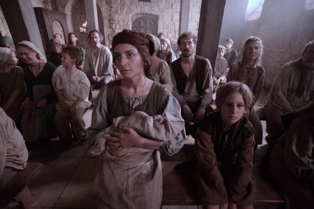 Középkori misztikus kalandfilm készül Gera Marinával
