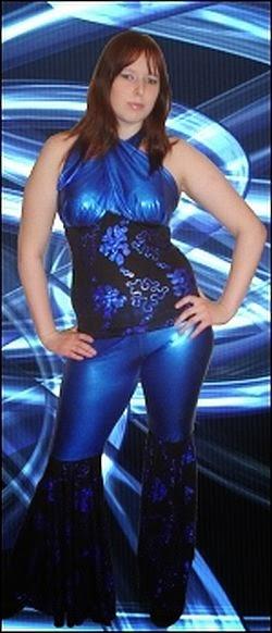 Sabrina Kyle - Womens Pro Wrestling