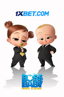 The Boss Baby: Family Business 2021 Dual Audio Hindi [Cleaned] 1080p BluRay
