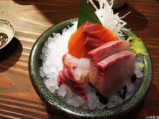IMG 9663 - 【台中美食】來自日本傳統好滋味的 樂座端爐燒 @日本古早味@新鮮海鮮@新鮮蔬果~