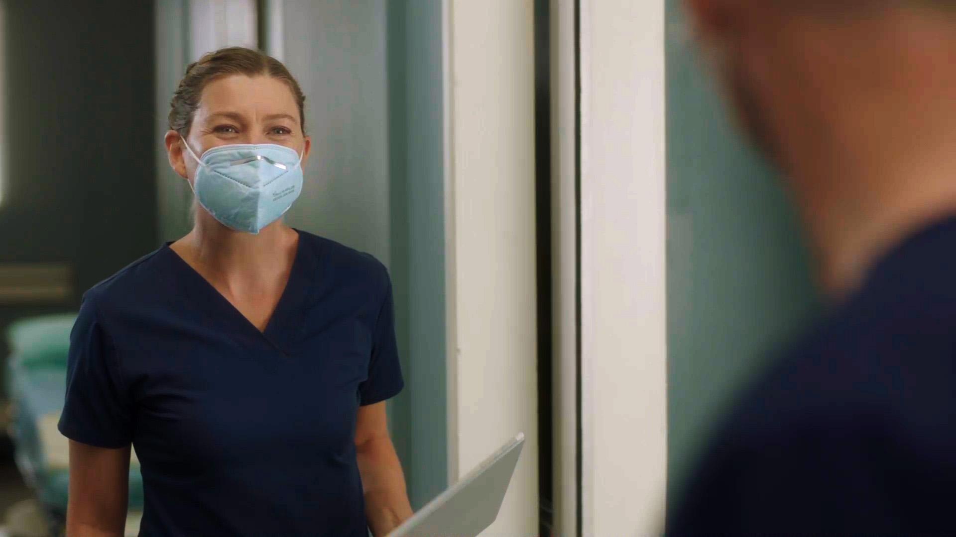 17 temporada Grey's Anatomy, que chegam com exclusividade no Brasil pelo Sony Channel no dia 9 de fevereiro, às 21h