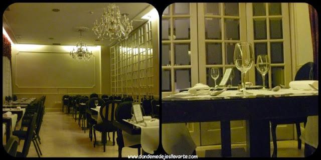 Restaurante del Hotel Taburiente - Santa Cruz de Tenerife
