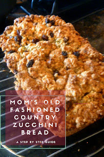 This tender, rich, and sinfully delicious Zucchini Bread can be perfect for breakfast, a snack with coffee or tea, or a warm dessert. - Slice of Southern