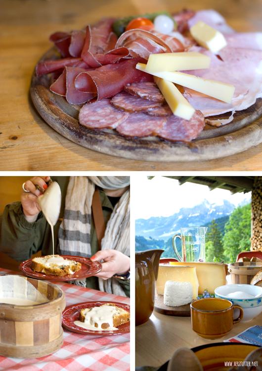 Typische Schweizer Gerichte: Frühstück