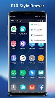 تحميل تطبيق لانشر SO S10 Launcher for Galaxy S,S10 S9 S8 Theme 6.3.1.apk