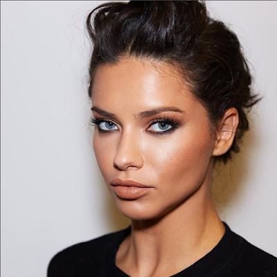 Luxury Makeup - (Victoria's Secret Model Adriana Lima's Inspired Makeup)
