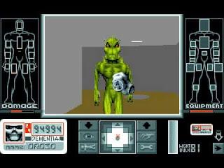 Videojuego Corporation 1990 - versión Amiga