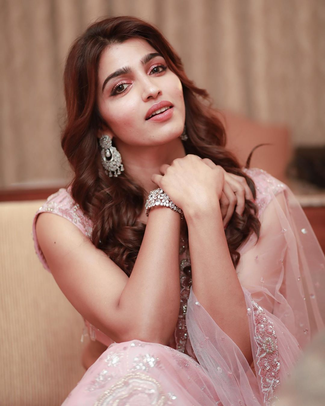 Sai Dhanshika latest Photos