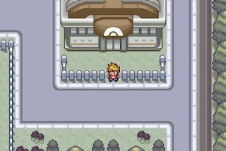 Pokemon Arceus Legend para GBA Gimnasio Pokemon