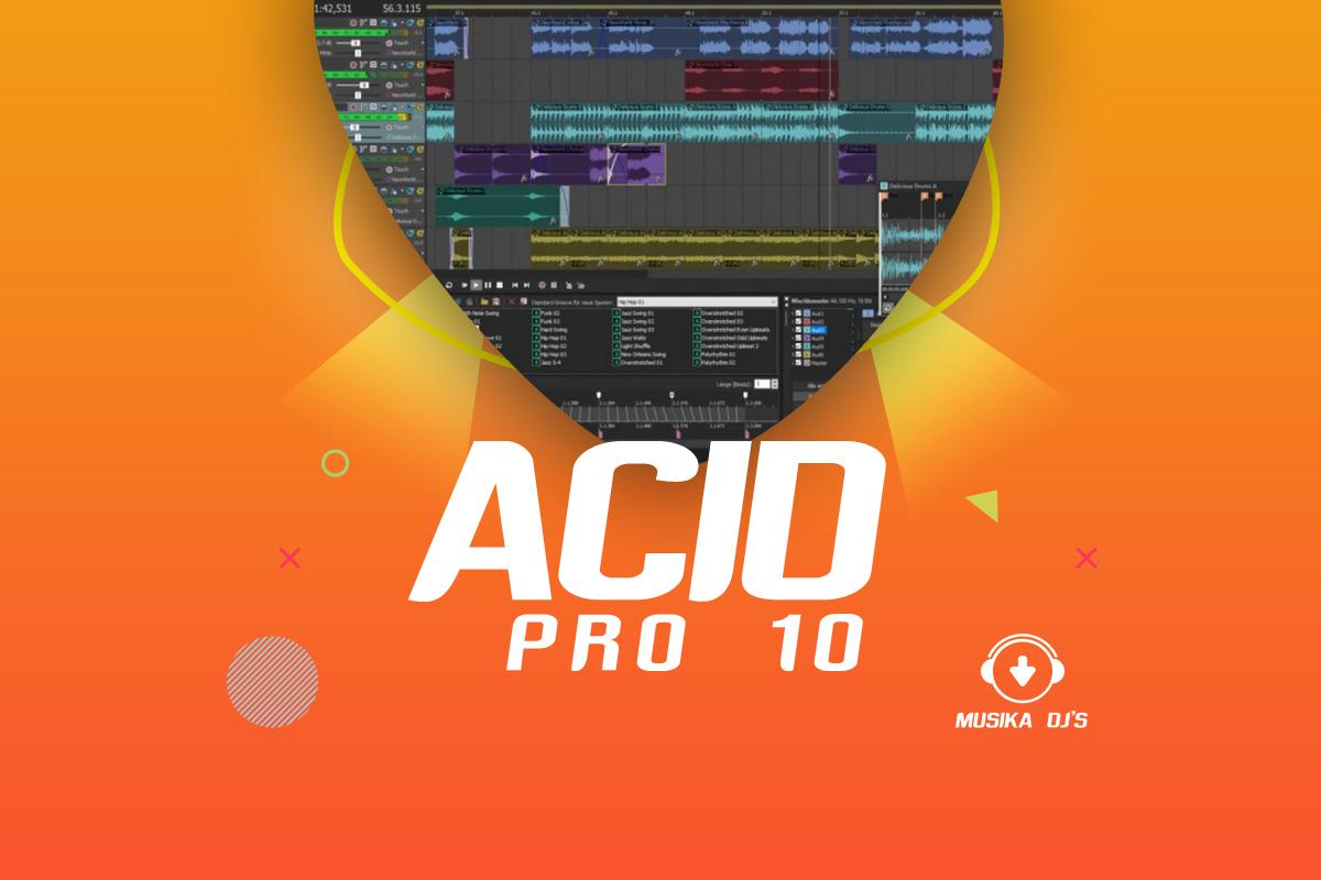 descargar acid pro 10