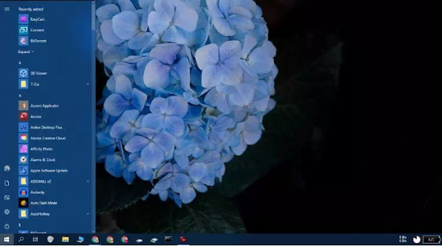 Cara Mengubah Tampilan Start Menu Windows 10-4