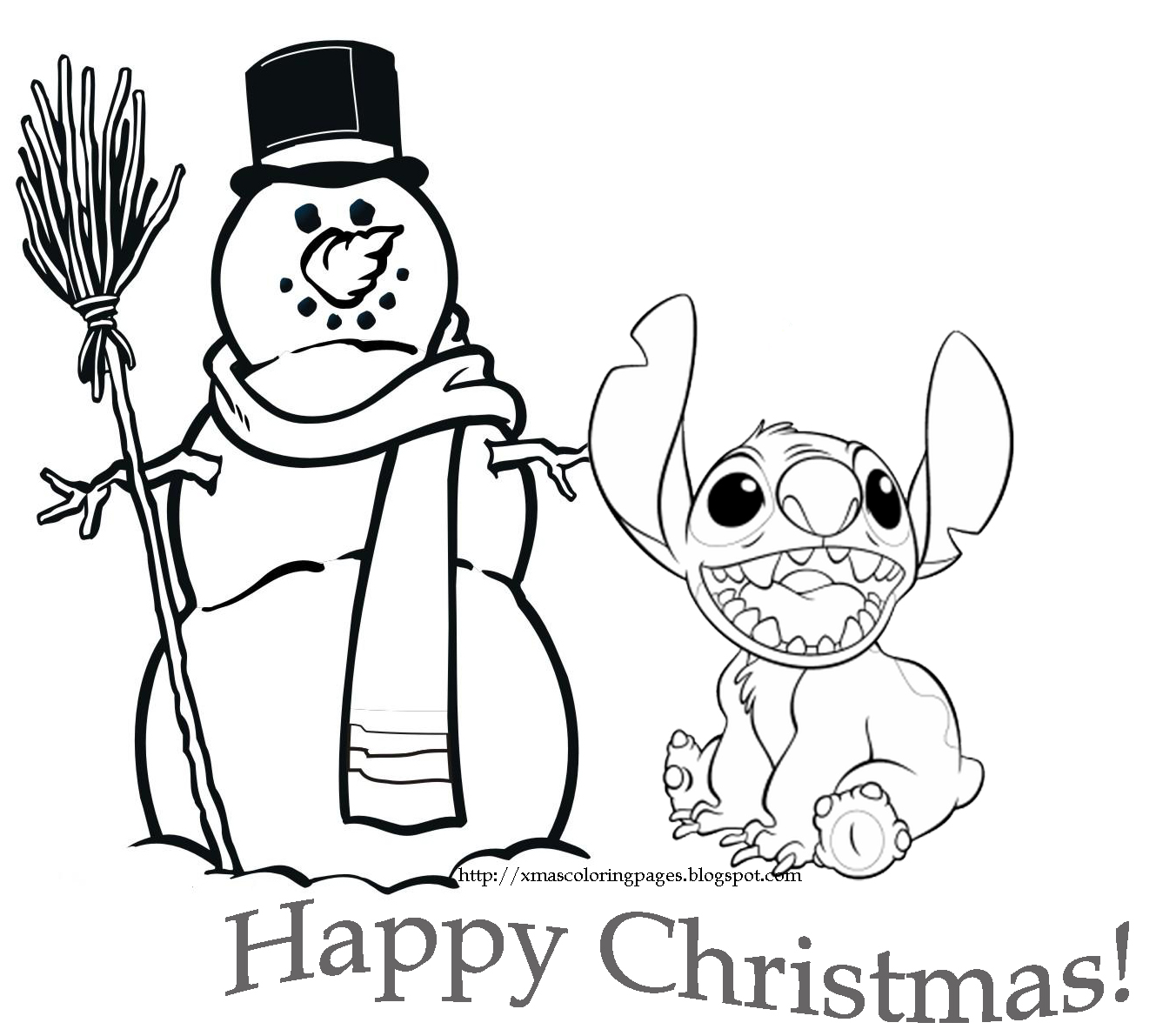 Disney coloring pages for Free printable disney christmas coloring pages