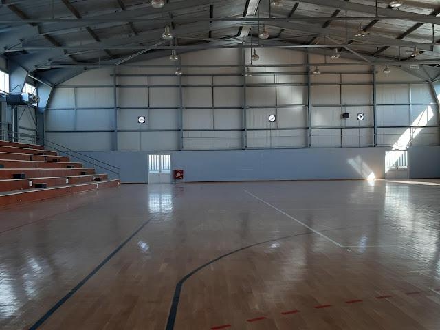 Μαντζούνης: Σε εξέλιξη πολλά αθλητικά έργα σε όλη την Περιφέρεια Πελοποννήσου