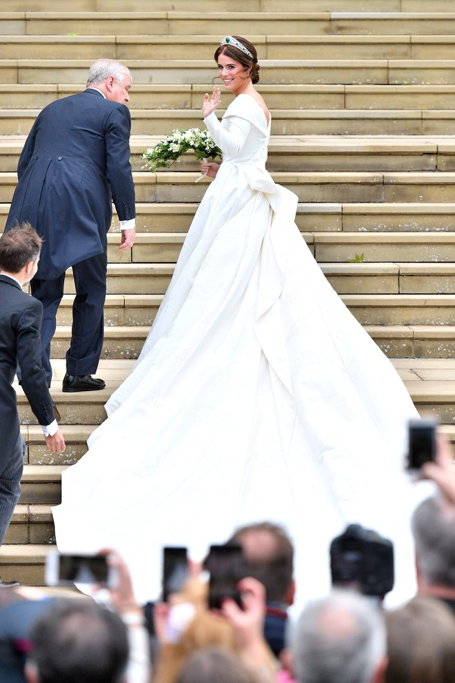 The Top 5 Moments From Princess Eugenie and Jack Brooksbank's Royal Wedding