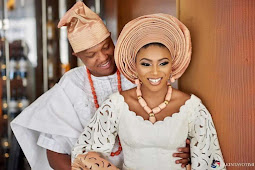 Stephanie Coker's Husband, Olumide Marrying Her Was His Best Decision