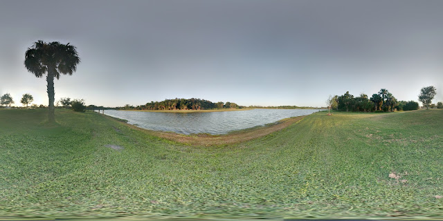 360 Photosphere Chaine of Lakes Park