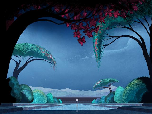 ARTbyMAJOR blog: Aladdin Backdrops