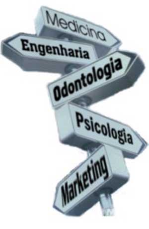 Guia de Como Escolher a Profissão