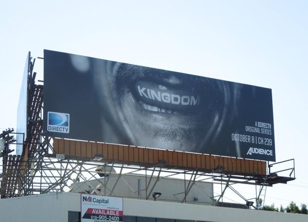 Kingdom series premiere billboard
