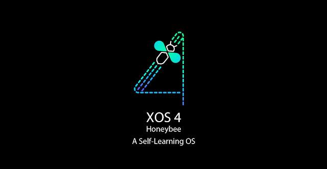 Infinix XOS 4 HoneyBee Skin