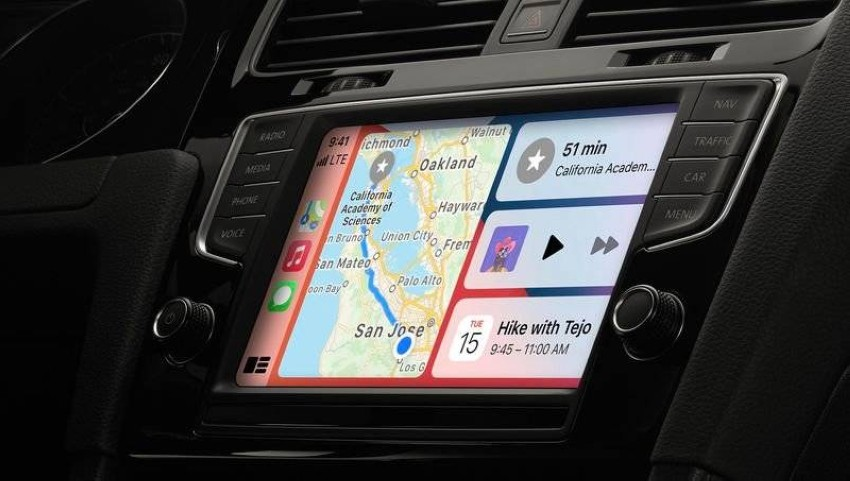 Apple is working on adding new features to CarPlay by integrating it with the iPhone Apple is expanding the functionality of the car's CarPlay system, by adding new features that include controls for basic car functions such as the air conditioning system, radio, speedometer, seats and many other functions, according to a report published by Bloomberg.