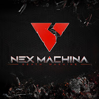 Nex Machina: Death Machine Game Logo