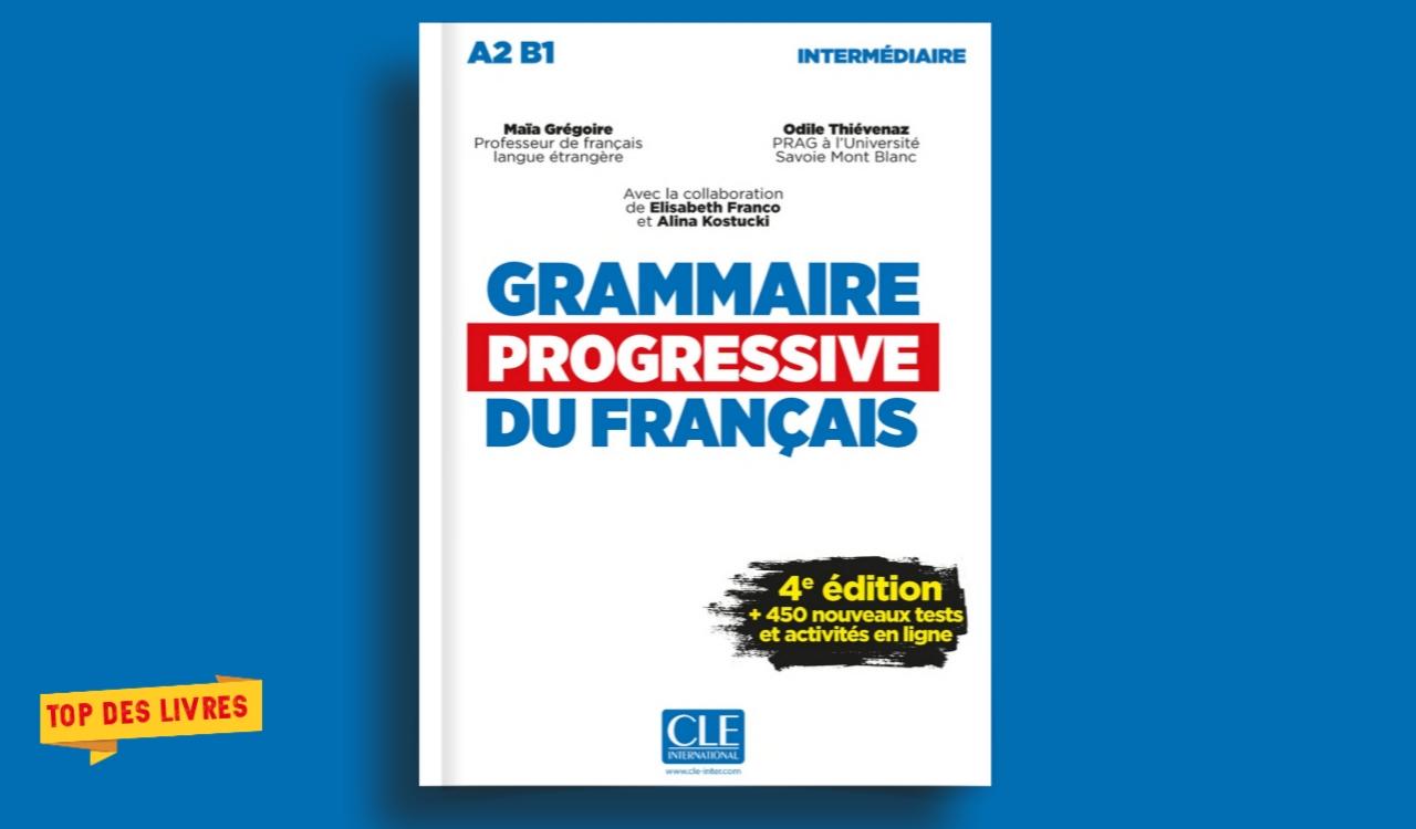 Télécharger : Grammaire progressive du français niveau intermédiaire en pdf
