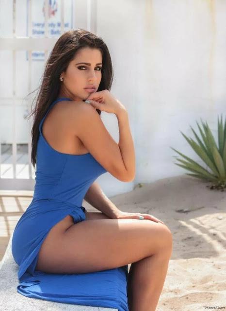 Stephanie Acevedo see through