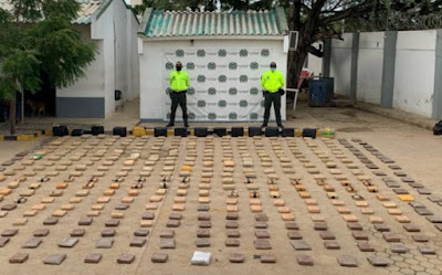 hoyennoticia.com, Encuentran más coca, 356 kilos estaban enterrados en la Alta Guajira