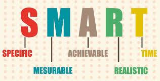 استخدم الأهداف الذكية SMART لوضع خطة السنة!