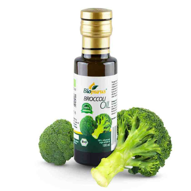 Broccoli Seed Oil: The Next 'It' Oil for Anti-Aging