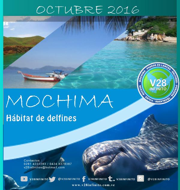 imagen Tour y full day mochima 2016