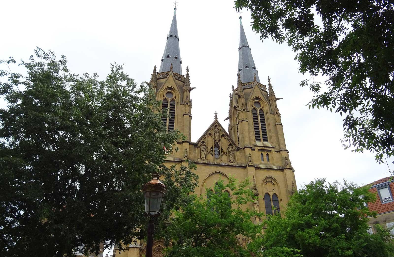 Eglise Sainte Ségolène