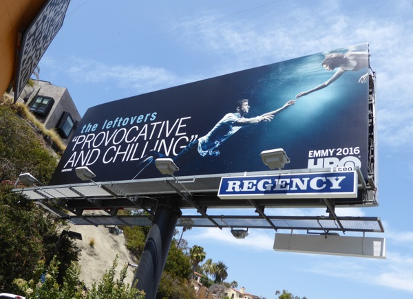 The Leftovers 2016 HBO Emmy billboard