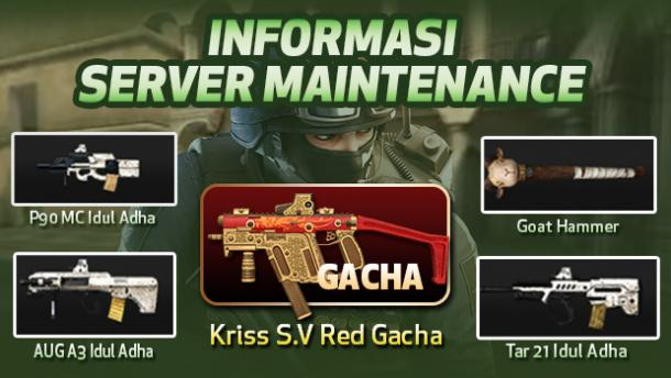 Event pb garena key master