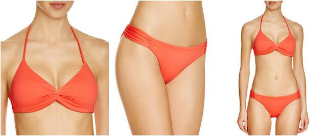 Polo Ralph Lauren Rip Tide Bikini Top $18 (reg $71) & Bottom $15 (reg $59)