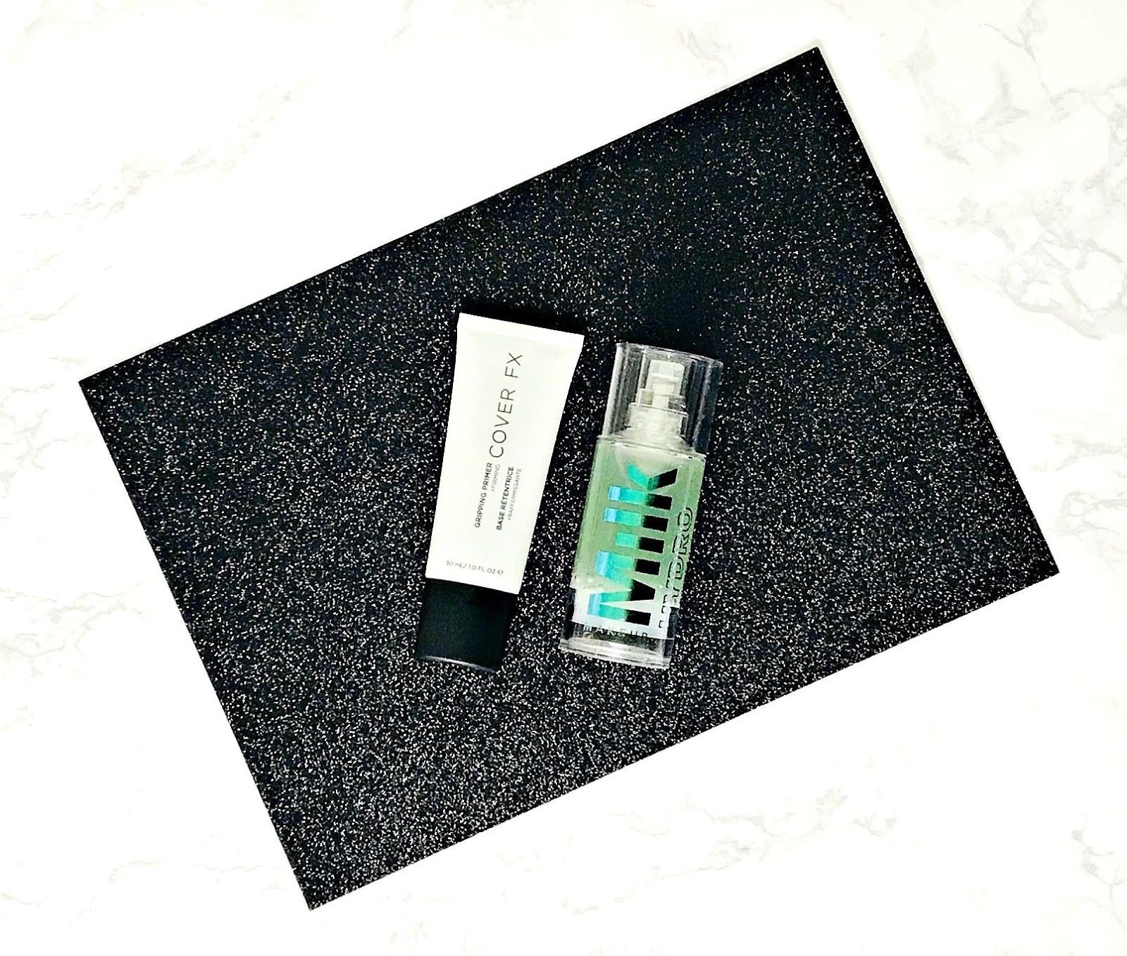 Milk Makeup Hydro Grip Vs Cover FX Gripping Primer
