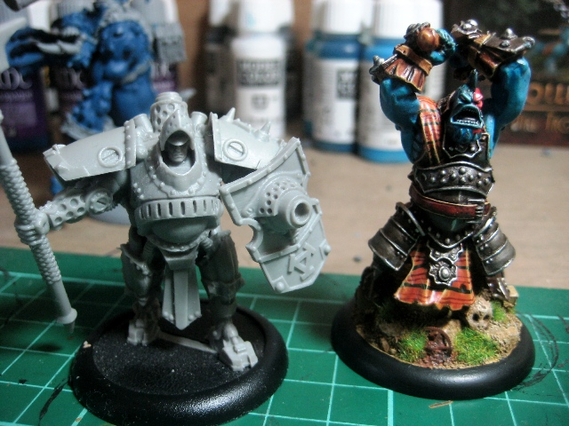 my first ever KHADOR models photo