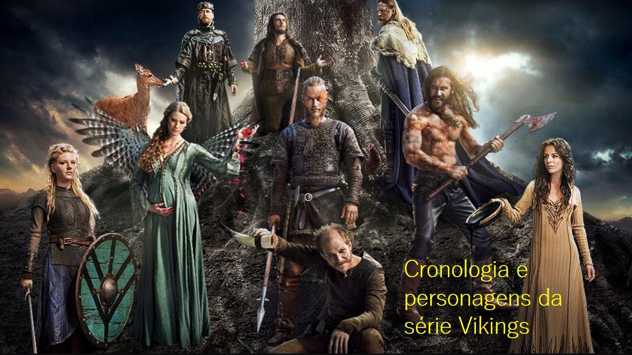 Núcleo De Estudos Vikings E Escandinavos Cronologia