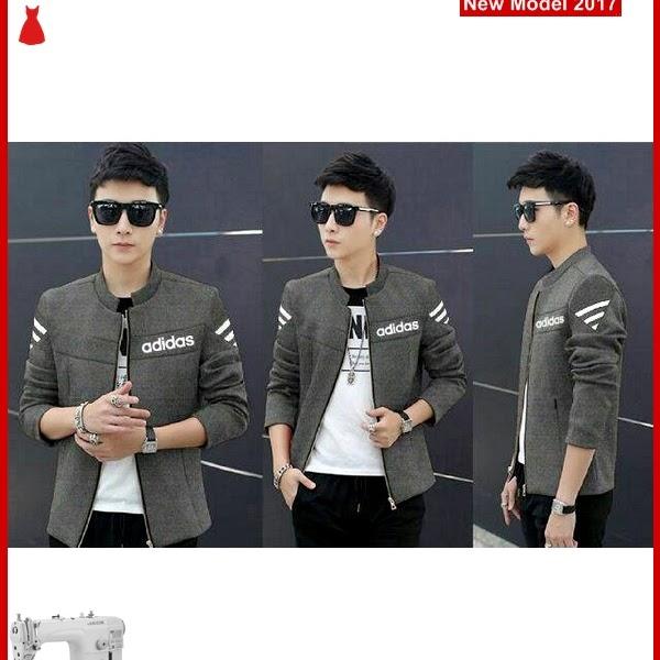 MSF0117 Model Jaket Pria Murah Trendy Adidas BMG
