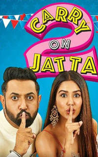 Carry on Jatta 2 (2018) Punjabi 500MB HDRip 480p ESubs