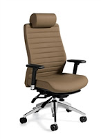 Global Total Office Aspen Chair