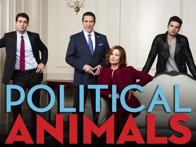 مسلسل Political Animals