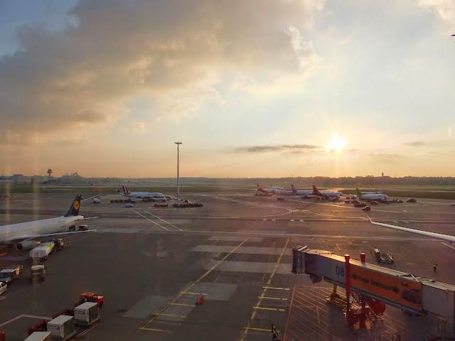 ハンブルク空港 Hamburg-airport