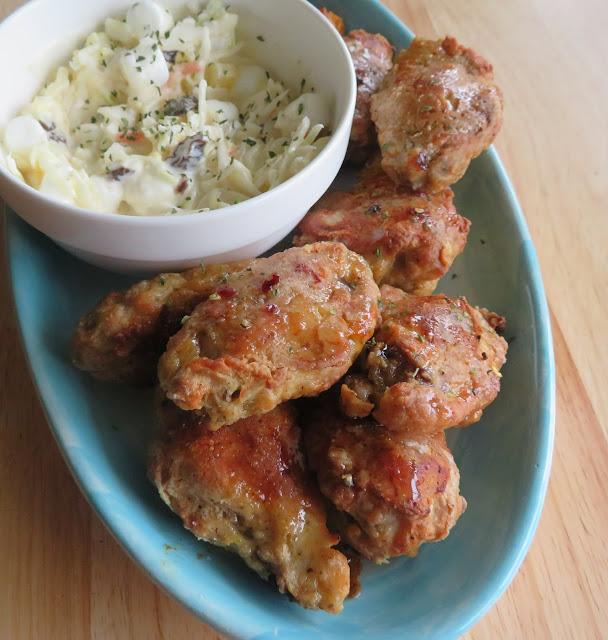 Extra Crispy Chicken Wings