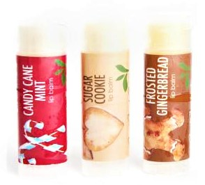 Good Earth Beauty Exclusives Seasonal Lip Balm